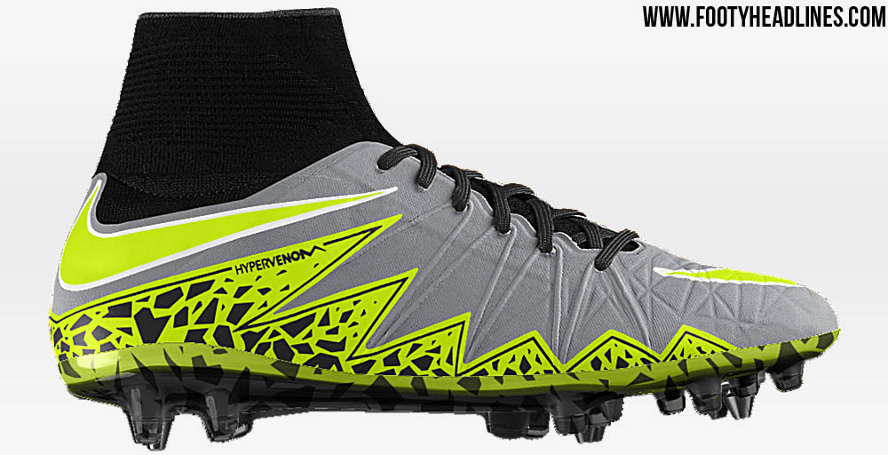 nike hypervenom phantom 2 nikeid boots footy headlines. Black Bedroom Furniture Sets. Home Design Ideas