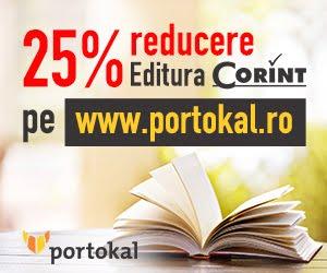 25% reducere Editura Corint doar pe Portokal.ro