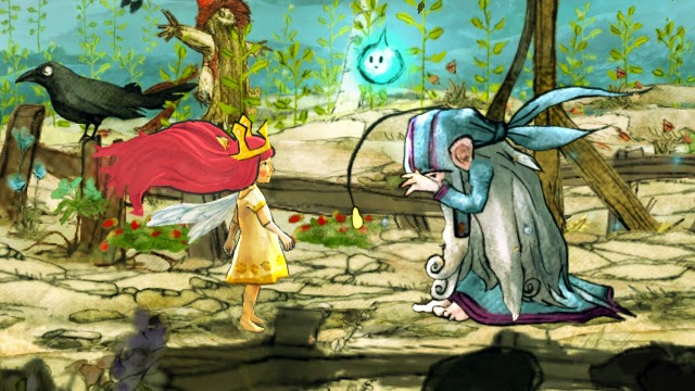 Child of Light 2014 PC game crack Download
