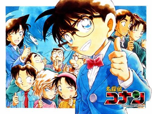 Anime Dengan Gambar Yang Keren Cerita Sangat Menarik Selingan Sedikit Romance1 Detective Conan Adventure Comedy Mysteri