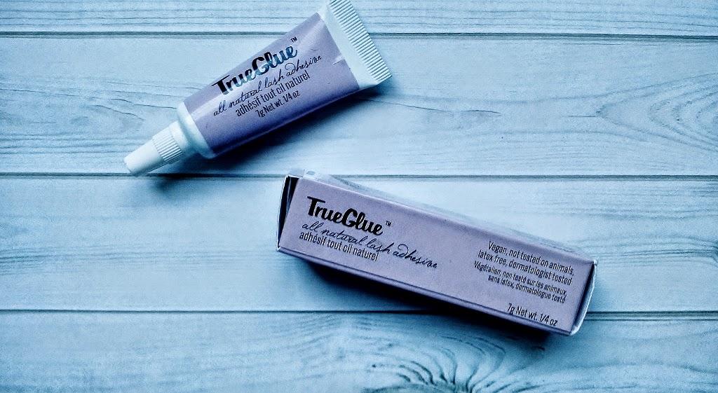 fcdd18b8516 Natural Beauty : True Glue All-Natural Eyelash Adhesive Review
