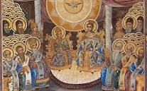15 Οκτωβρίου 2017, Μνήμη των Αγίων Πατέρων της εν Νικαία Ζ' Οικουμενικής Συνόδου (787 μ.Χ.).