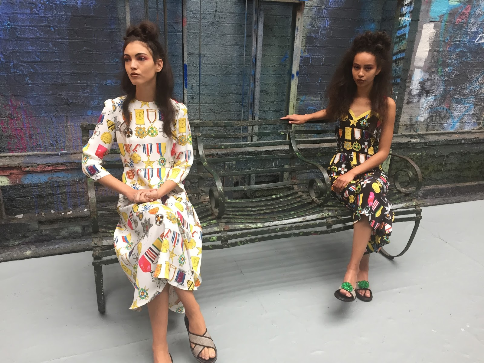 London Fashion Week: Tata Naka Presentation SS16