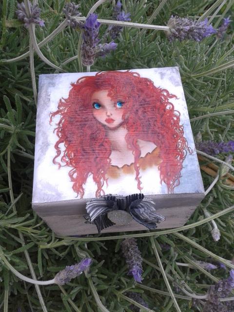 Artesania mydina cajas y mas cajas decoradas - Cajas decoradas a mano ...