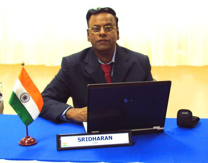 Com. K.V.Sridharan