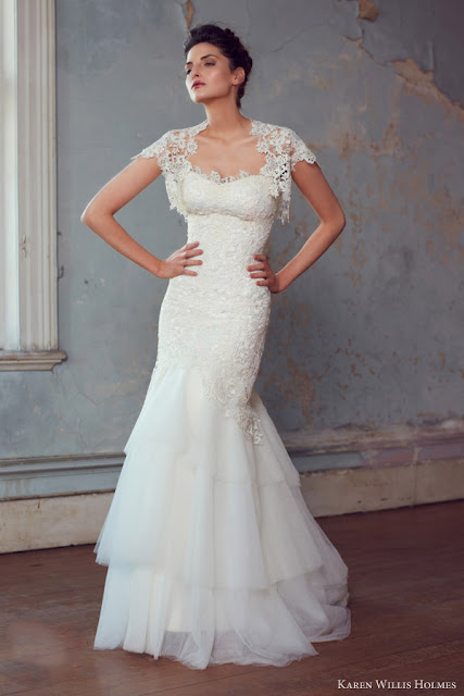 2013 Wedding Dresses From Karen Willis Holmes Demi Couture