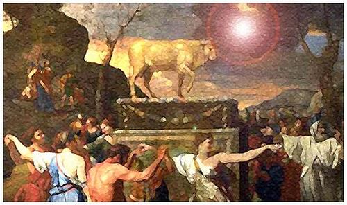 Kaum Nabi Musa yang menyembah Anak Lembu