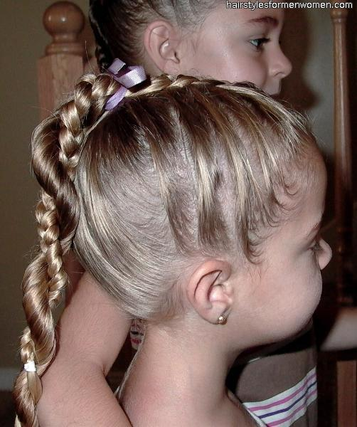 Braids For Little Girls Hair Everything About Fashion