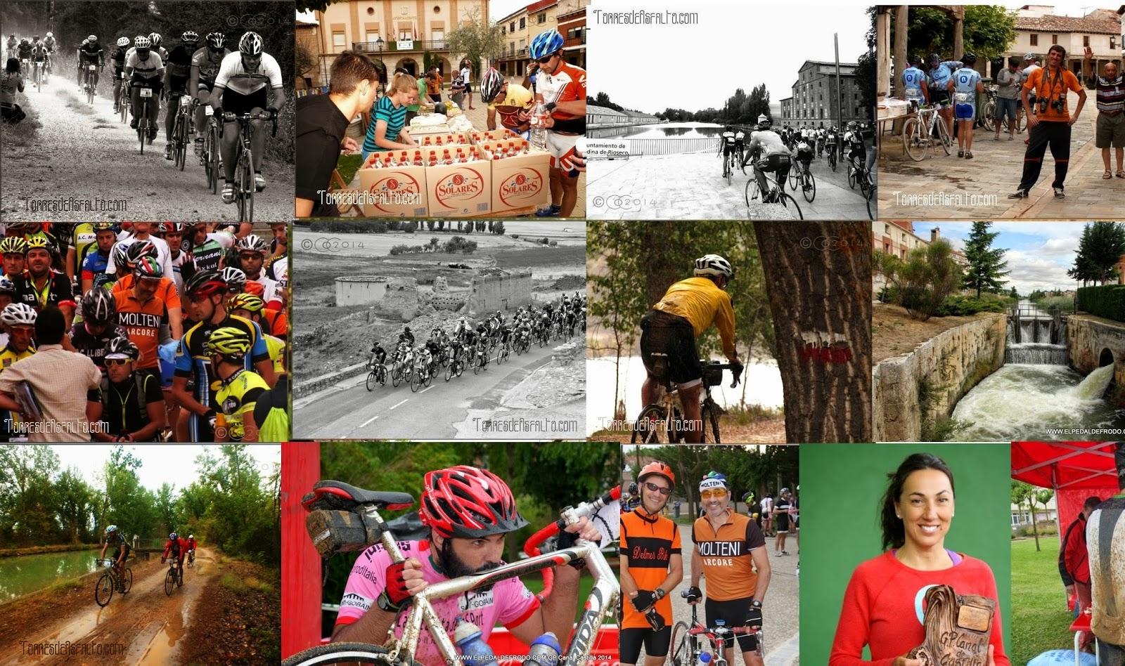 GP Canal de Castilla Roubaix Castellana