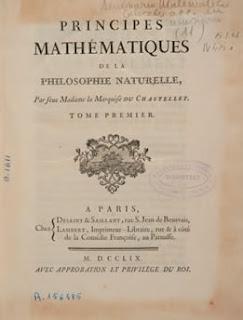 Traducido por Mme du Châtelet