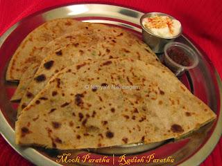 Mooli Paratha | Radish Paratha