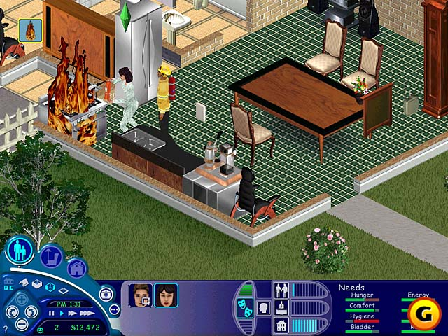 play sims for free download
