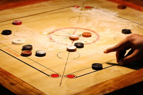 Country Club India Carom Competition