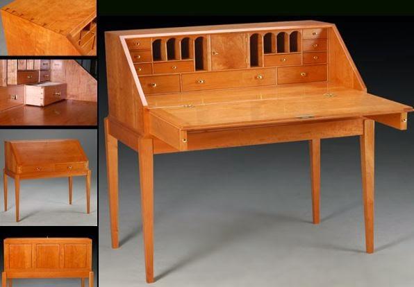 Arredo in mobili antichi con scomparti segreti - Mobili con segreto ...