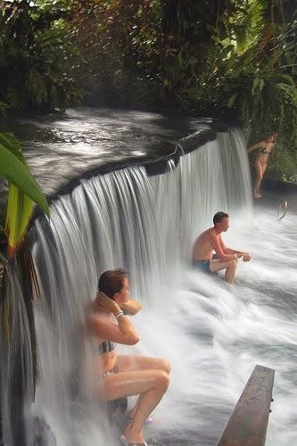 Tabacon Hot Springs, Costa Rica