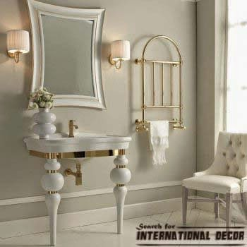 Perfect  Traditional Look To Bathroom Is To Put Classic Bathroom Vanities In It