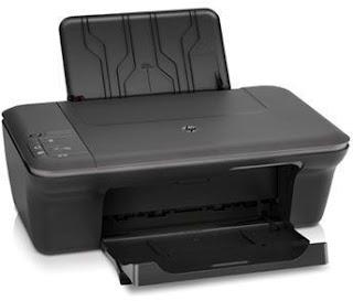 Download Driver Printer HP Deskjet 1050 All in One