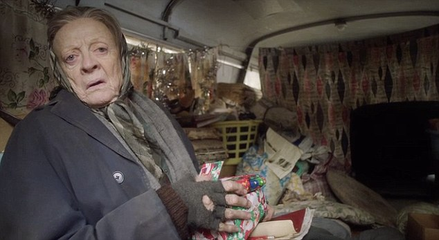 Homelessness in Lady in the Van; Whose Point of View
