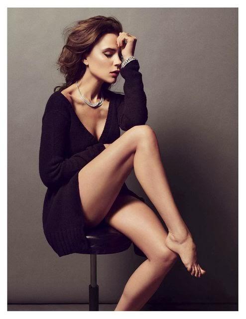 Victoria Beckham in Vogue Paris