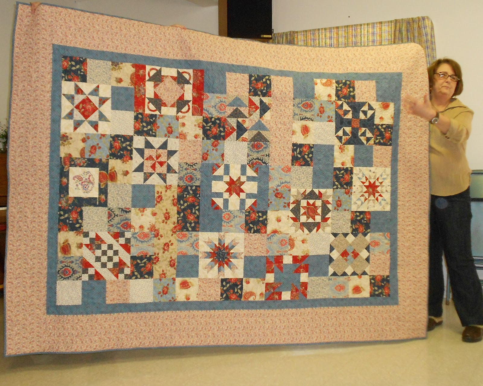 Brownwood Quilters' Guild: January 2012