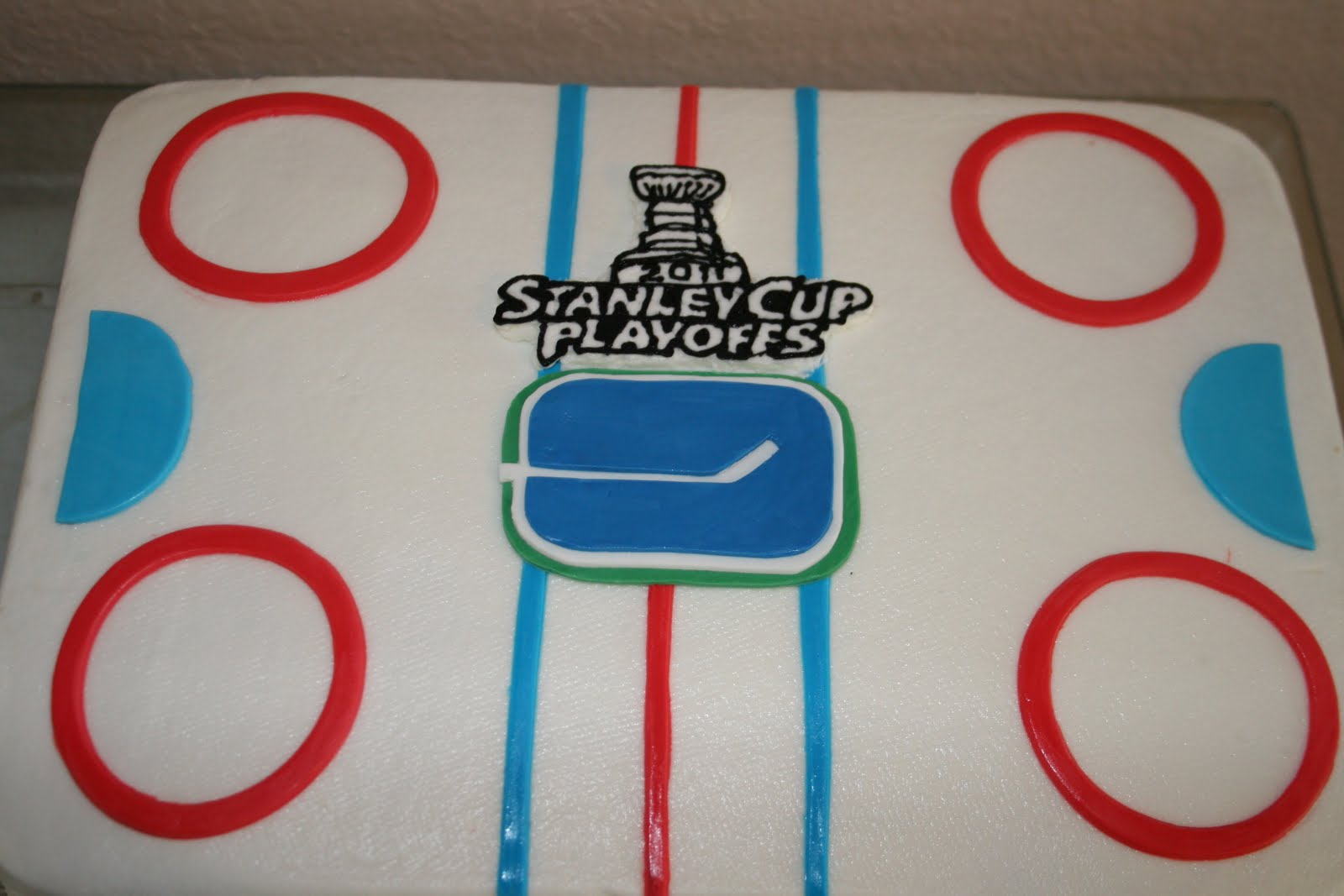Hockey Cake Toppers Michaels