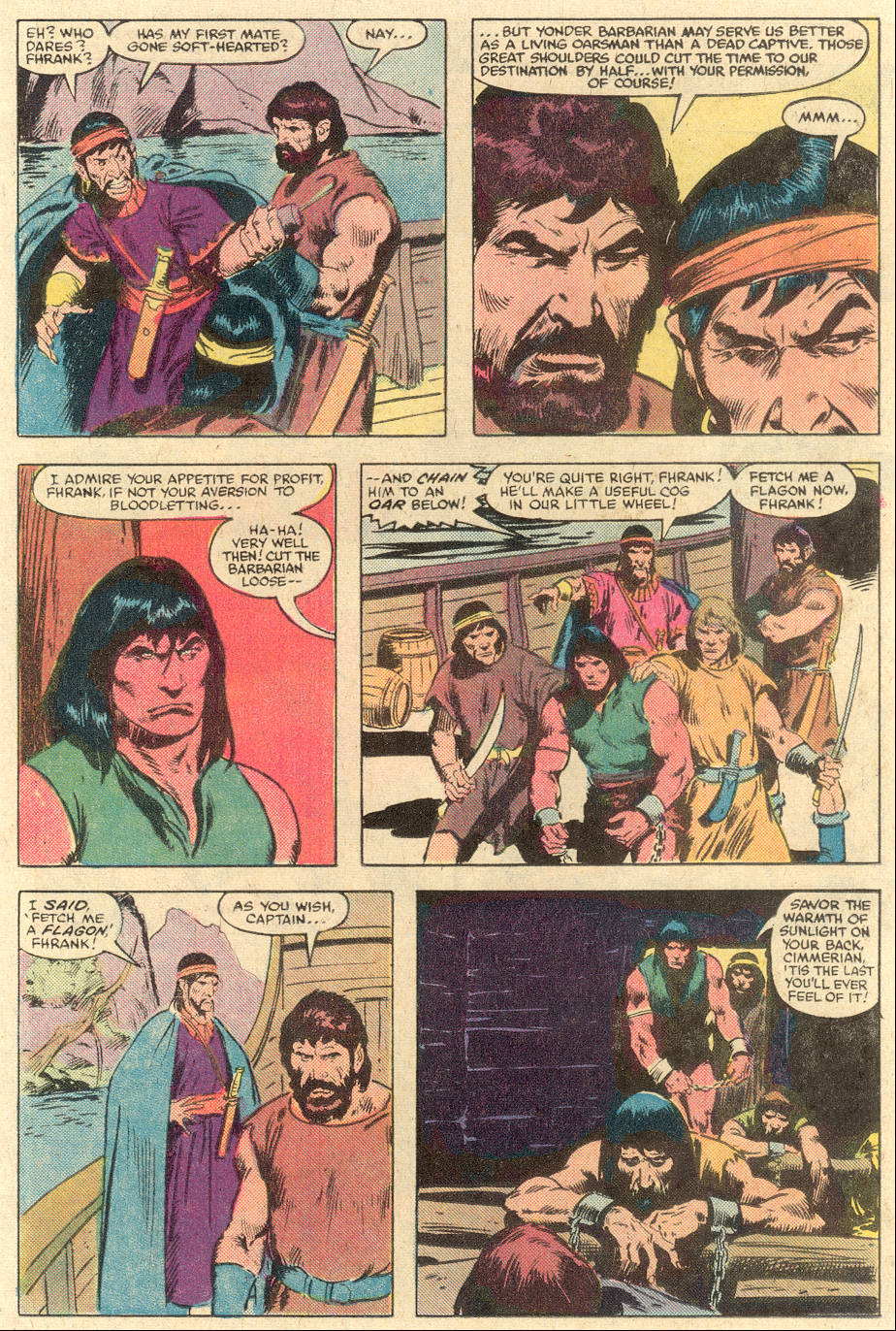 Conan the Barbarian (1970) Issue #140 #152 - English 8