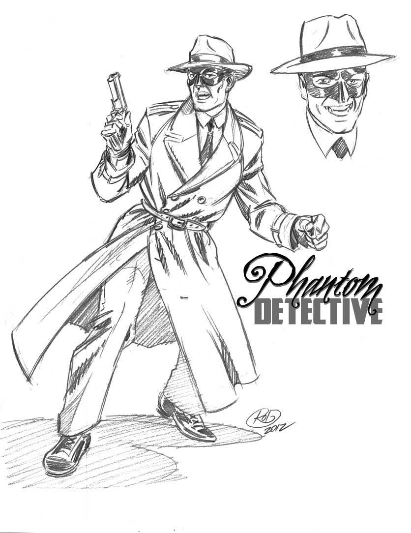 airship 27 hires a detective