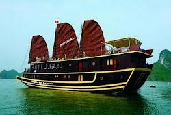 du thuyền luxury imperial cruise
