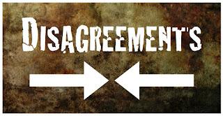 Undisagreeable Disagreements