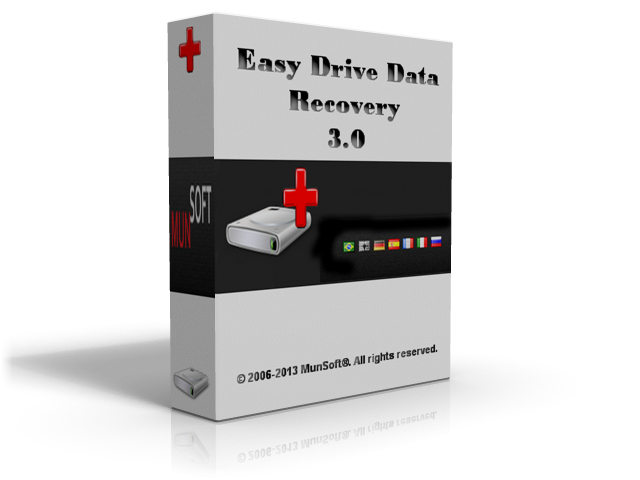 Munsoft Easy Drive Data Recovery v3.0 Cracked Pre Activated