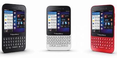 BlackBerry Q5 Harga Dan Spesifikasi