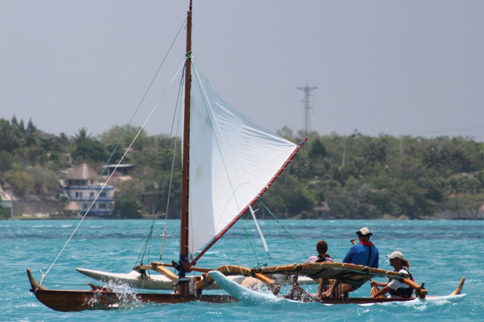 how to say canoe in hawaiian
