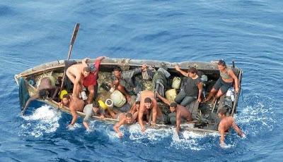 Balseros Cubanos, cuban@s, cubanas, putas