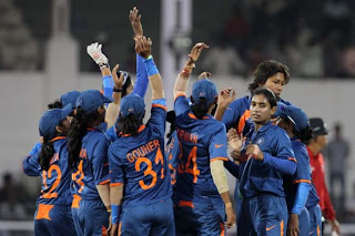 India-celebrate-India-Won-India-v-West-Indies-Women's-World-Cup-2013