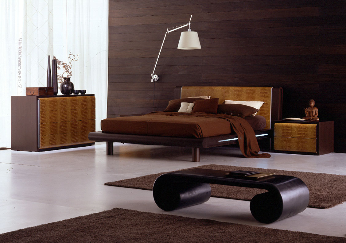 Modern Bedroom Furniture Ideas
