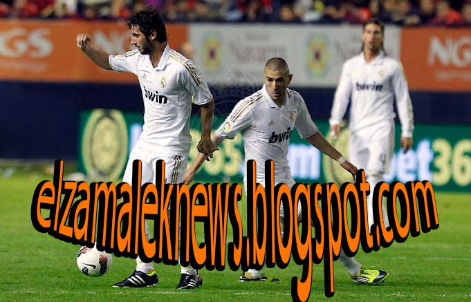 Benzema striker of Real Madrid