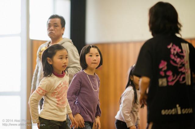 紅連 阿波踊り練習風景