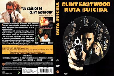 Ruta suicida 1977 | Carátula | Cine clásico