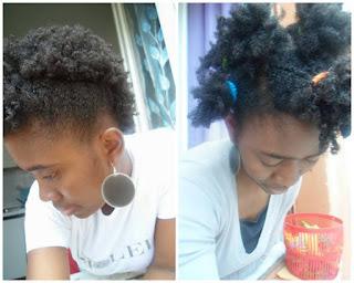 hair challenge 2015