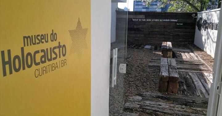 Museu do Holocausto, em Curitiba
