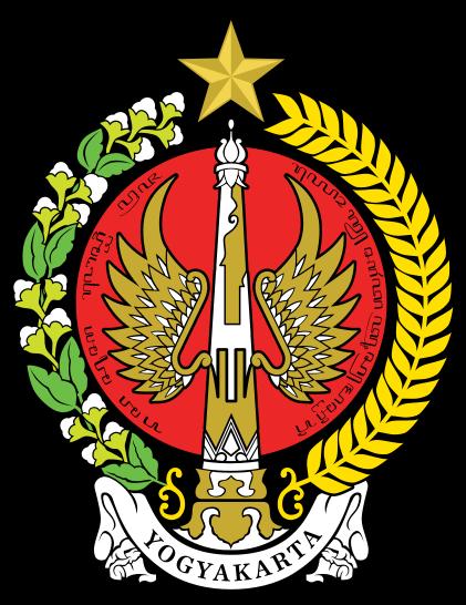 Yogyakarta Indonesian Province Logo Emblem