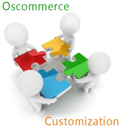 Oscommerce Customization
