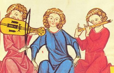 historia musica medieval: