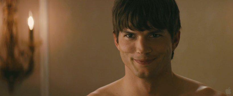 Ashton kutcher killers hairstyle