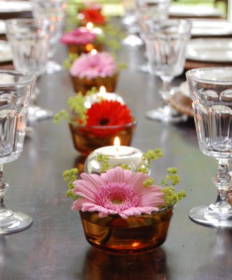 D e c o r e l m a t centros de mesa - Centros para decorar mesas ...