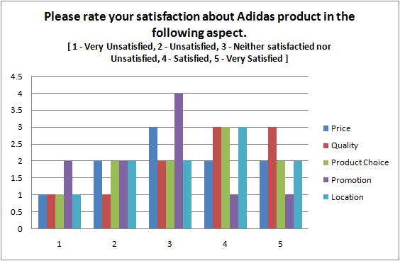 Consumer behavior adidas