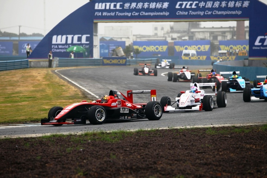Formula Pilota China
