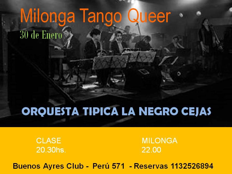 Fiesta con la Orquesta La Negro Cejas!