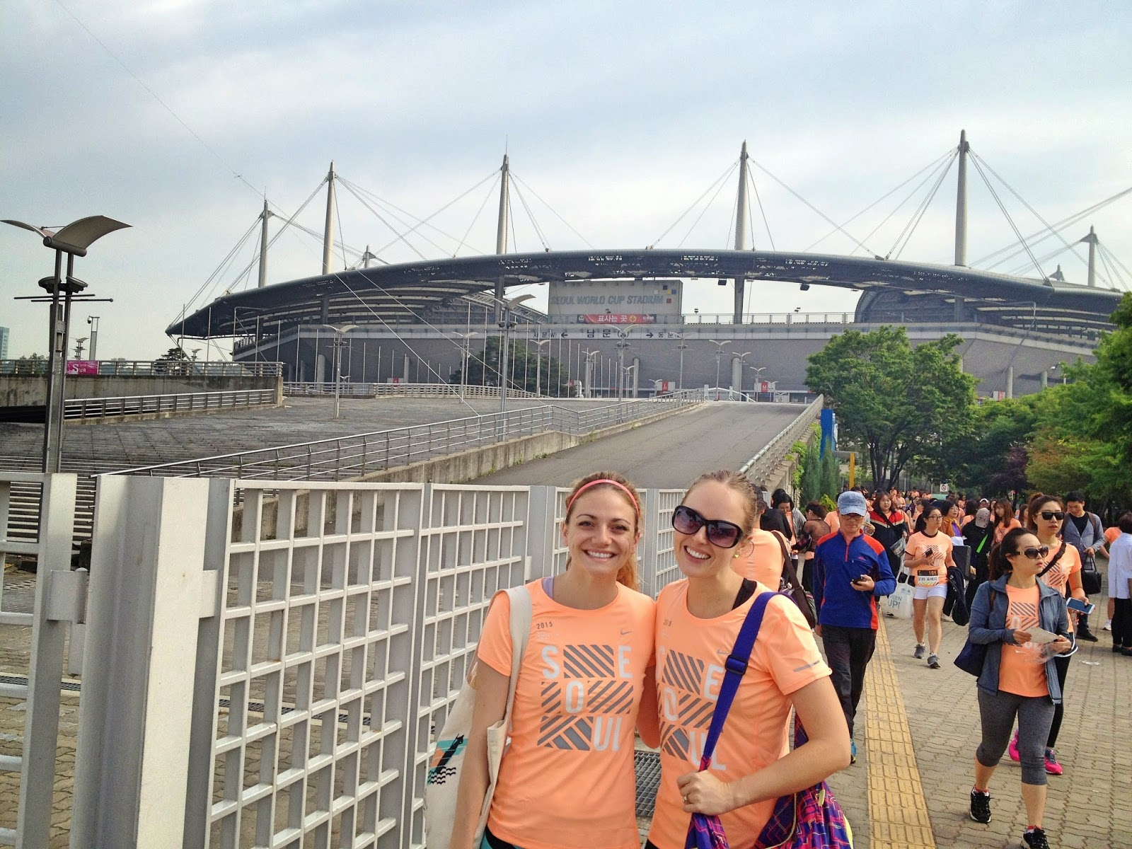 Nikes Women's Race Seoul 2015