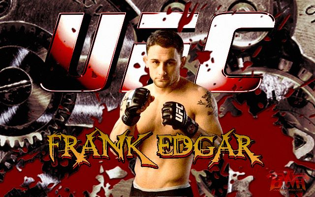ufc mma  fighter frankie edgar wallpaper picture image
